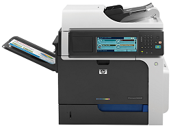 HP Color Laserjet Enterprise CM4540MFP