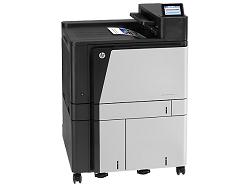 HP Color LaserJet Enterprise M855x+