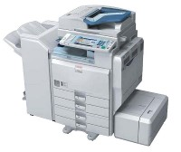 Ricoh Aficio MP 5000CSP