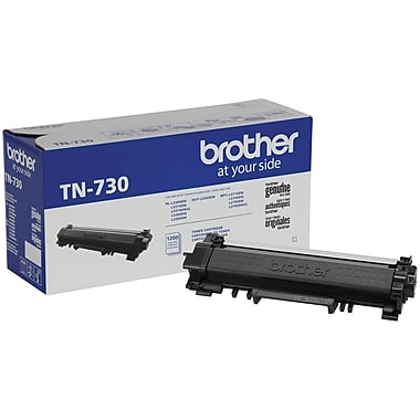 Brother TN-730 (TN730) Black Toner Cartridge