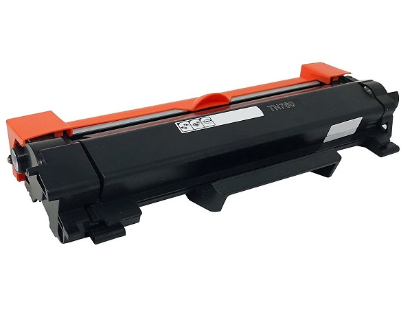 Compatible Brother TN-760 (TN760) Black Toner Cartridge