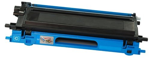 Compatible Brother TN-115C Cyan Toner Cartridge - High Yield