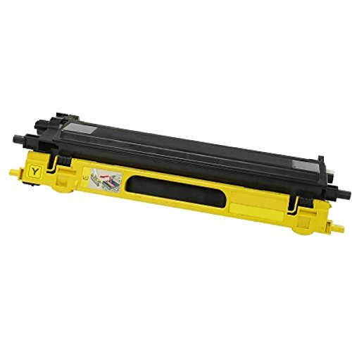 Compatible Brother TN-115Y Yellow Toner Cartridge - High Yield