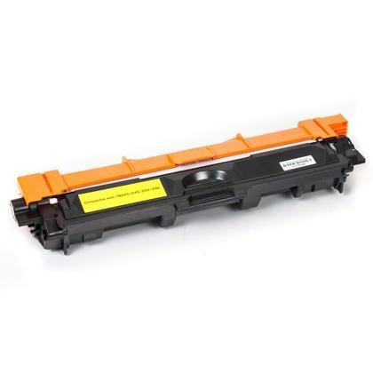Compatible Brother TN-225Y (TN225Y) Yellow Toner Cartridge