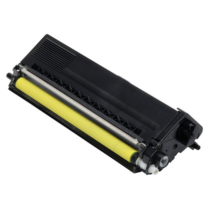 Compatible Brother TN339Y (TN-339Y) Yellow High Yield Toner Cartridge