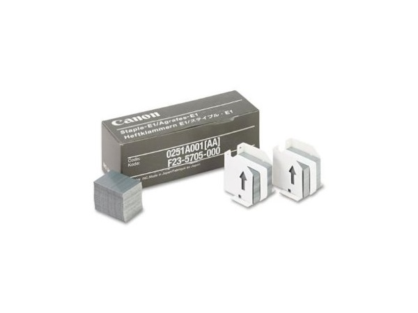 Canon 0251A001AA Type E1 Staple Cartridge