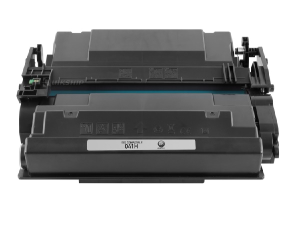 Compatible Canon 0453C001 (041H) Black High Yield Toner Cartridge