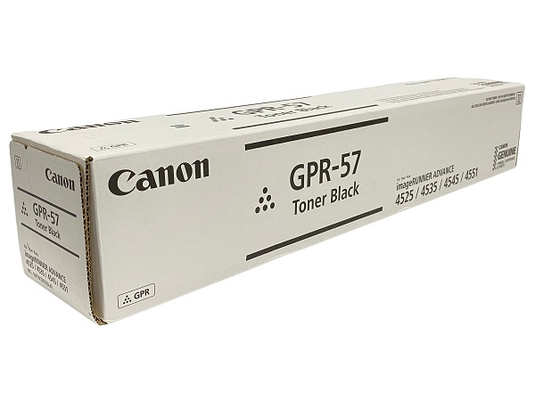 Canon GPR-57 (0473C003) Black Toner Cartridge