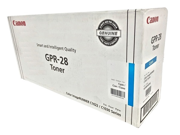 Canon 1659B004AA (GPR-28) Cyan Toner / Drum Cartridge