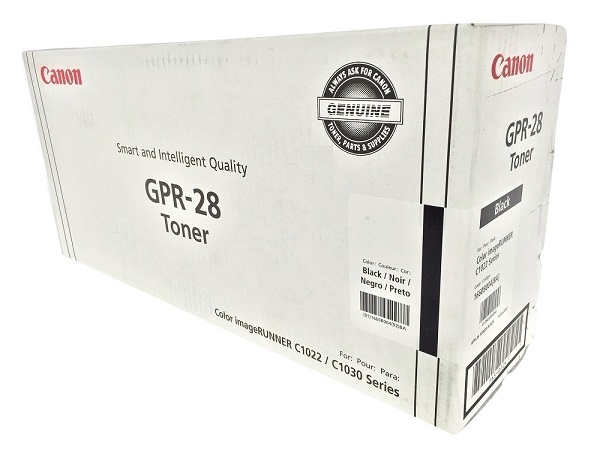 Canon 1660B004AA (GPR-28) Black Toner / Drum Cartridge