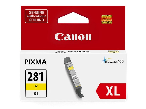 Canon CLI-281 XL (2036C001) Yellow Ink Tank