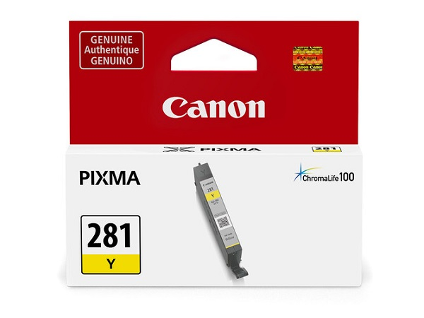 Canon CLI-281 (2090C001) Yellow Ink Tank