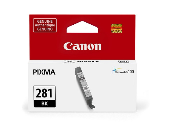 Canon CLI-281 (2091C001) Black Ink Tank