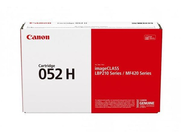 Canon 2200C001AA Black (High Capacity) Toner Cartridge