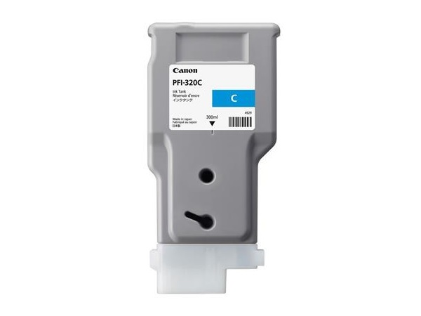 Canon 2891C001 (PFI-320C) Cyan Ink Cartridge