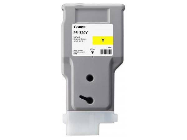 Canon 2893C001 (PFI-320Y) Yellow Ink Cartridge