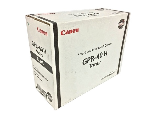 Canon 3482B005AA (GPR-40 H) Black Toner Cartridge