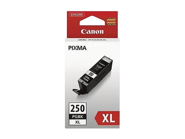 Canon PGI-250XL Black (6432B001) Black Hi Yield Ink Tank