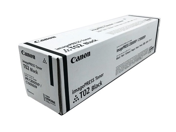 Canon 8529B001 (T02) Black Toner Cartridge
