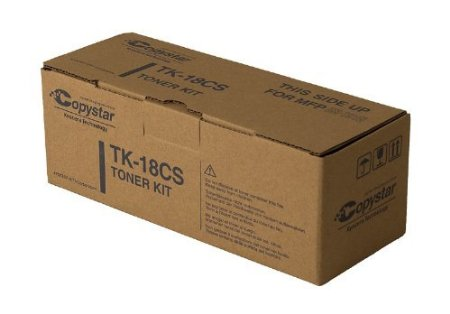 Copystar TK-18CS (370QB012) Black Toner Cartridge