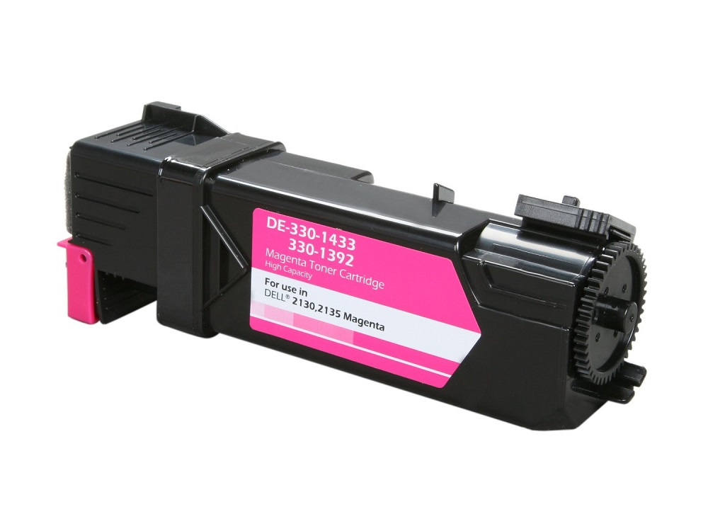 Compatible Dell FM067 (330-1392) Magenta High Yield Toner Cartridge