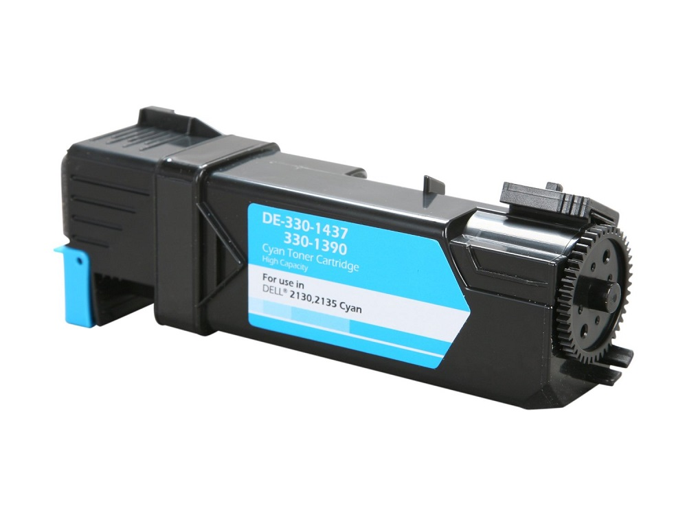 Compatible Dell FM065 (330-1390) Cyan High Yield