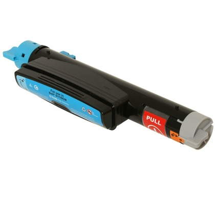 Compatible Dell 310-7891 (310-7892) Cyan Toner Cartridge - High Yield
