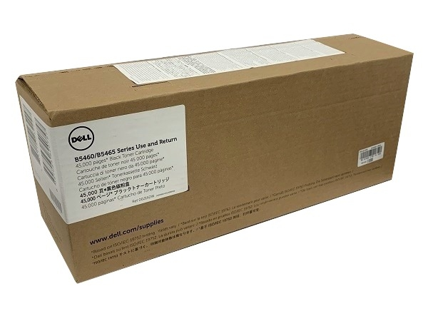 Dell J1X2W (332-2915) Black Extra High Yield Toner Cartridge