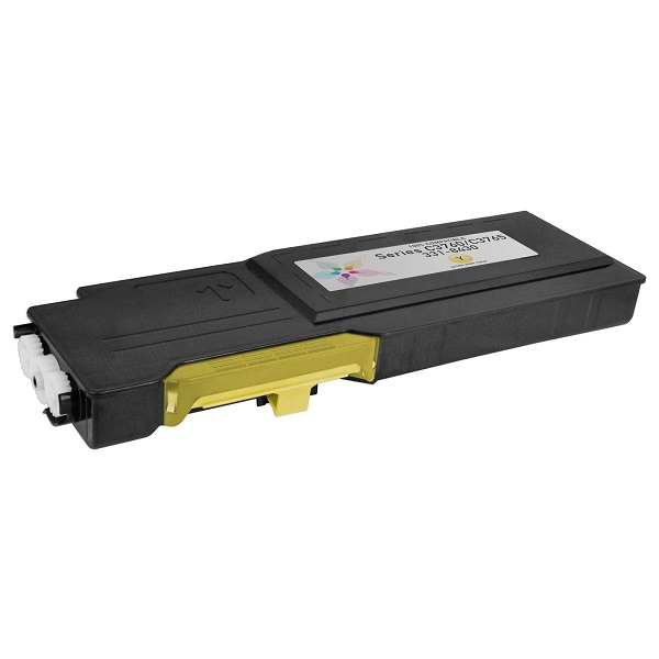 Compatible Dell MD8G4 (331-8430) Yellow Extra High Yield Toner Cartridge