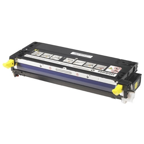 Dell NF555 Yellow Toner Cartridge