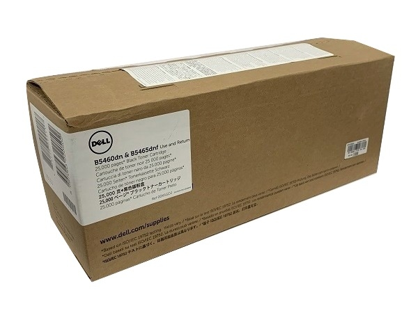 Dell X5GDJ Black Toner Cartridge