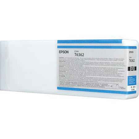 Epson T636200 Cyan 700ml Ink Cartridge