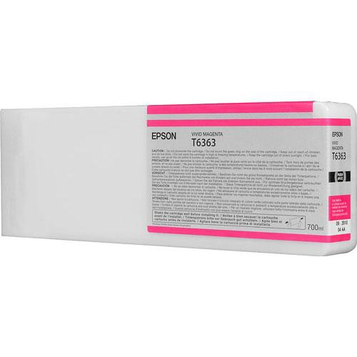 Epson T636300 Vivid Magenta 700ml Ink Cartridge