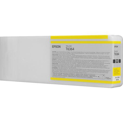 Epson T636400 Yellow 700ml Ink Cartridge