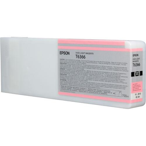 Epson T636600 Vivid Light Magenta 700ml Ink Cartridge