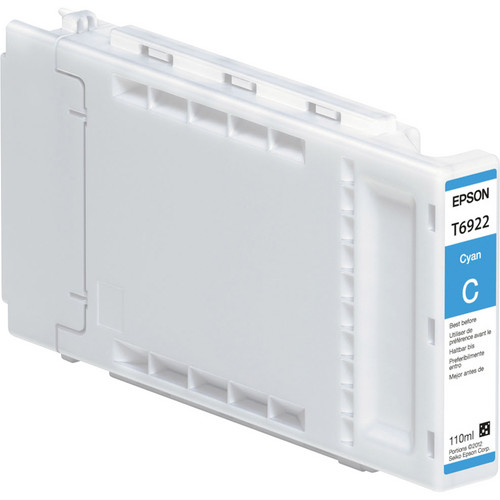 Epson T692200, 110 ml Cyan UltraChrome XD Ink Cartridge