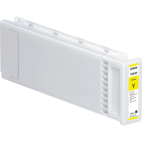 Epson T694400, 700 ml Yellow UltraChrome XD Ink Cartridge