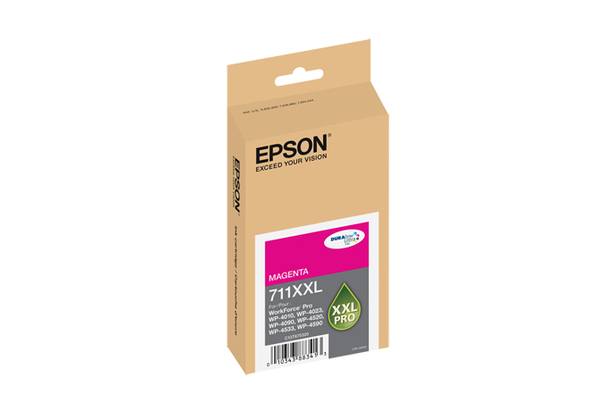 Epson T711XXL320 High Yield Magenta Ink Cartridge