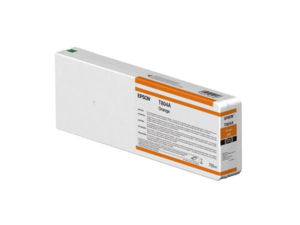 Epson T804A00 Orange Ink Cartridge