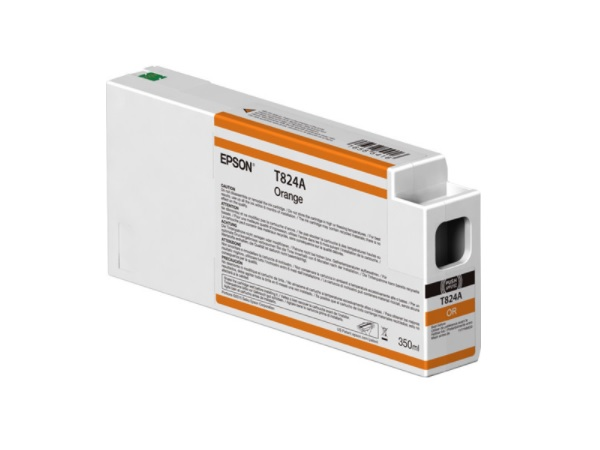 Epson T824A00 Orange Ink Cartridge