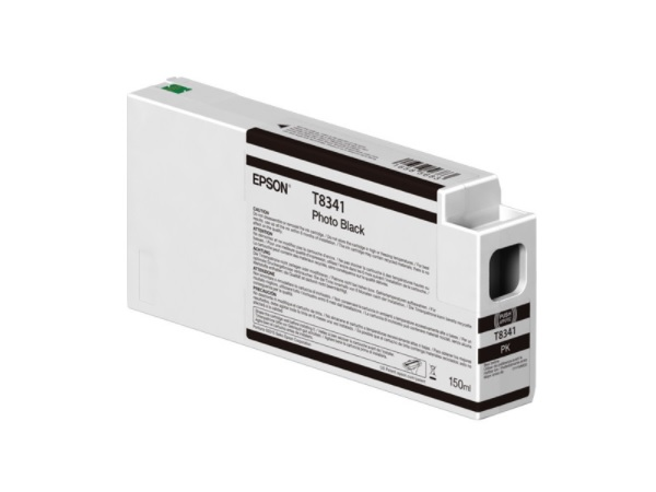 Epson T834100 Photo Black Ink Cartridge