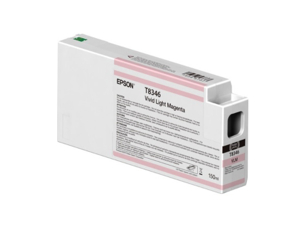 Epson T834600 Vivid Light Magenta Ink Cartridge