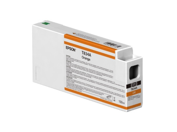 Epson T834A00 Orange Ink Cartridge