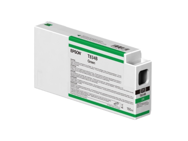 Epson T834B00 Green Ink Cartridge