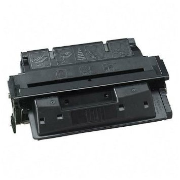 Compatible HP C4127X (27X) Black Toner Cartridge - High Yield