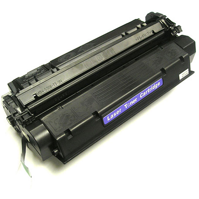 Compatible HP C7115X (15X) Black Toner Cartridge - High Yield