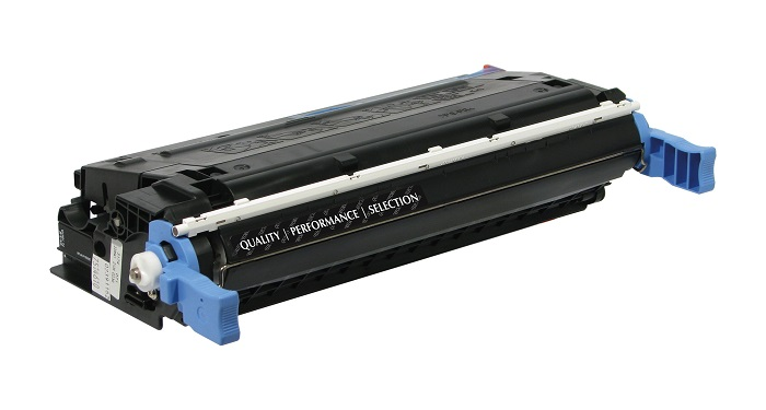 Compatible HP C9720A (641A) Black Toner Print Cartridge