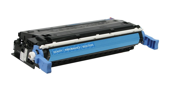 Compatible HP C9721A (641A) Cyan Toner Cartridge