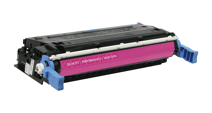 Compatible HP C9723A (641A) Magenta Toner Print Cartridge