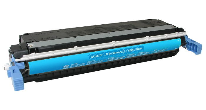 Compatible HP C9731A (645A) Cyan Toner Cartridge